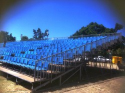 Ipswich Football Finals Tiered Seating