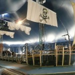 Pirates Set Construction