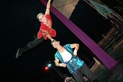 Pirate Performers Balancing Act