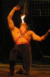 X-Beast Fire Eater