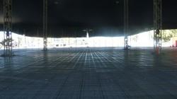 Roller Track Flooring