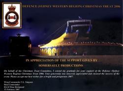 Defence Force Christmas