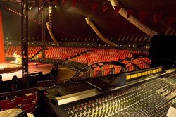 Melbourne Commonwealth Games - Seating and Sound