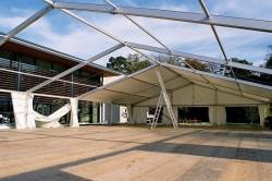 Pavilion Wooden Flooring