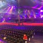 Footy Show Seating