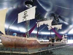 Pirate Set Construction
