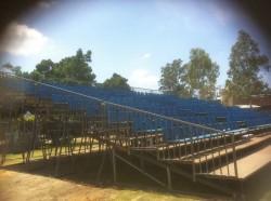 Seating Ipswich Football Final