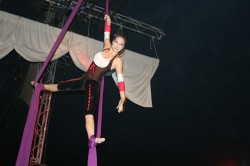 Pirate Performers Aerial Act