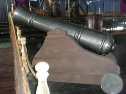 Pirates cannon
