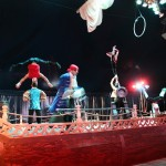 Pirate Performers on Deck