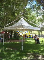4 x 4 Prestige Festival Tent
