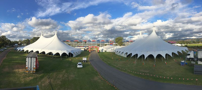 Circus tents like The Majestic are perfect for festivals and special events