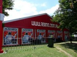 Asimo Australian Tour