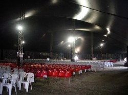 Melbourne Commonwealth Games - Seating