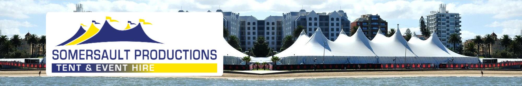St Kilda tents