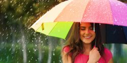 Organise a rain contingency plan for your event